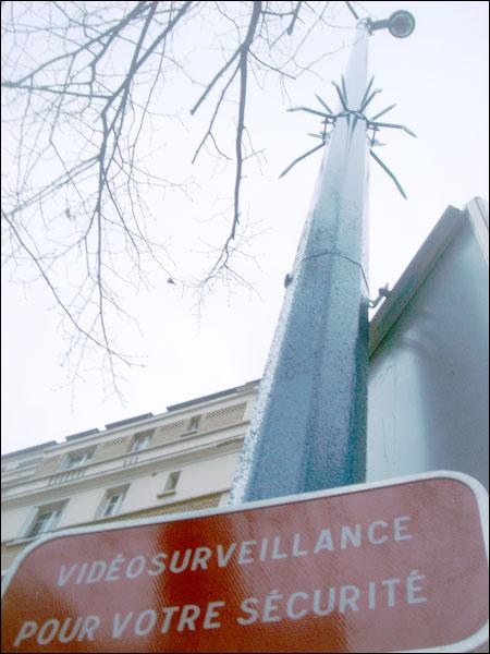 Videosurveillance pour votre securite