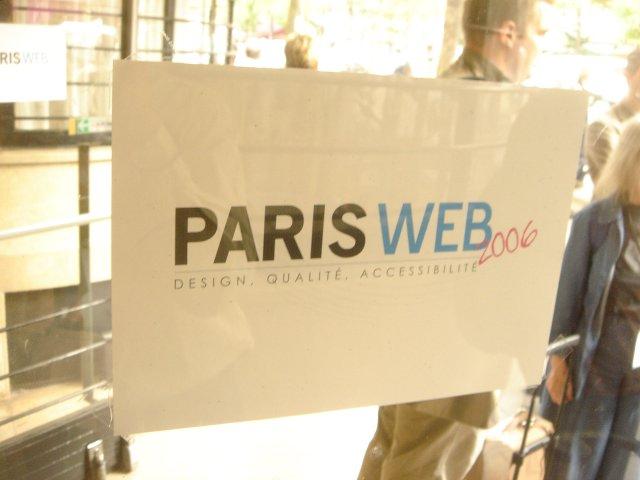 ParisWeb