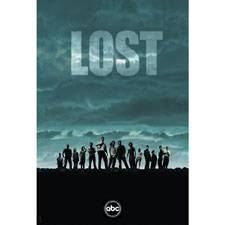 Affiche de la série Lost