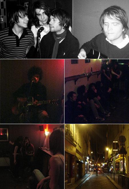 Quelques photos d'une soirée au Shebeen