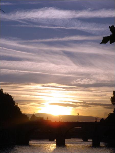 Coucher du soleil (détail) /><br /> <img src=