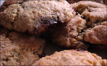 gros plan sur les cookies